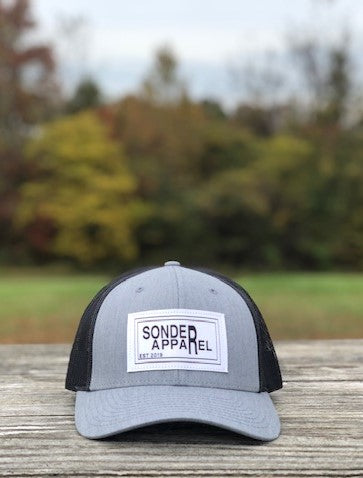 Sonder Apparel Trucker Hat - Heather Grey