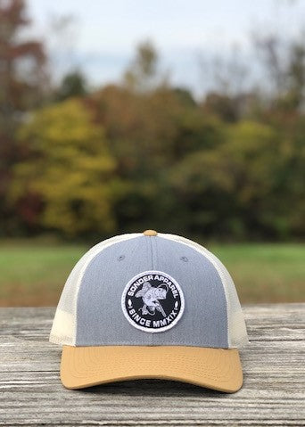 Fly Fishing - Heather Grey