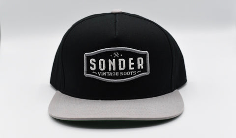 Sonder Vintage Roots Embroidered flat bill