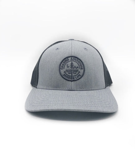Chase Adventure Trucker Hat