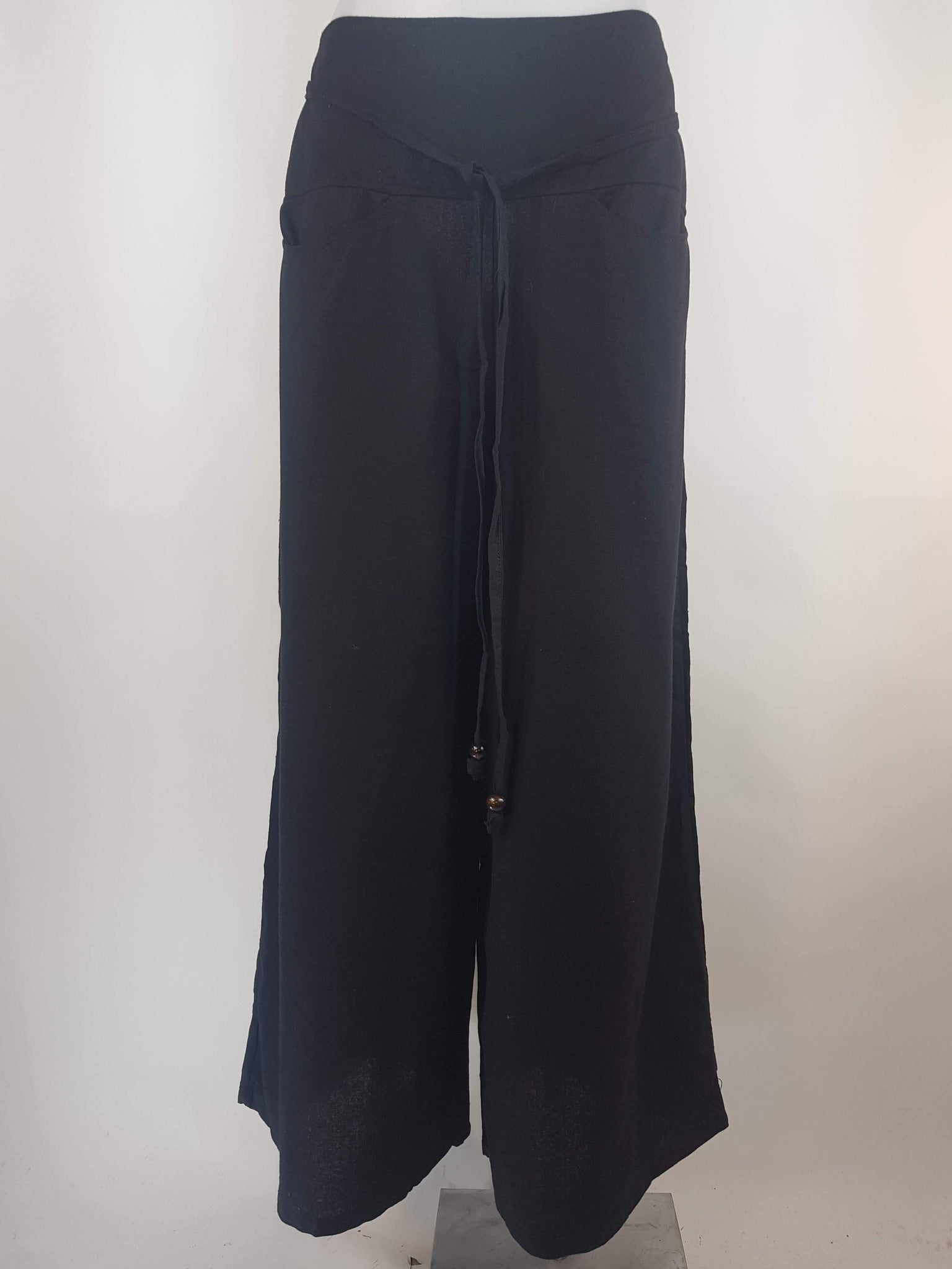 Canvas Cotton Pants