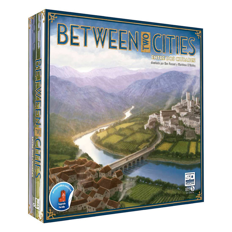 Between Two Cities- Entre dos ciudades