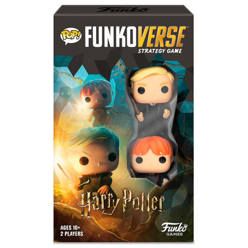 Joc taula POP Funkoverse Harry Potter 2 figures