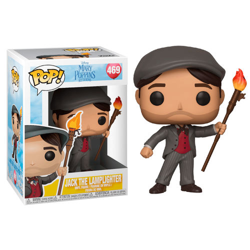 Figura POP Disney Mary Poppins Jack the Lamplighter