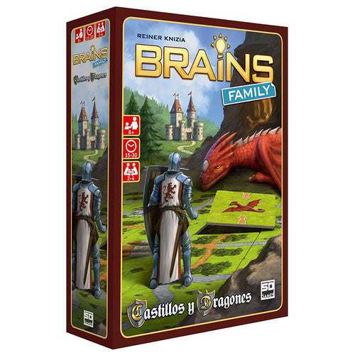 BRAINS castillos y dragones