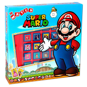 Super Mario Bros Top Trumps Match