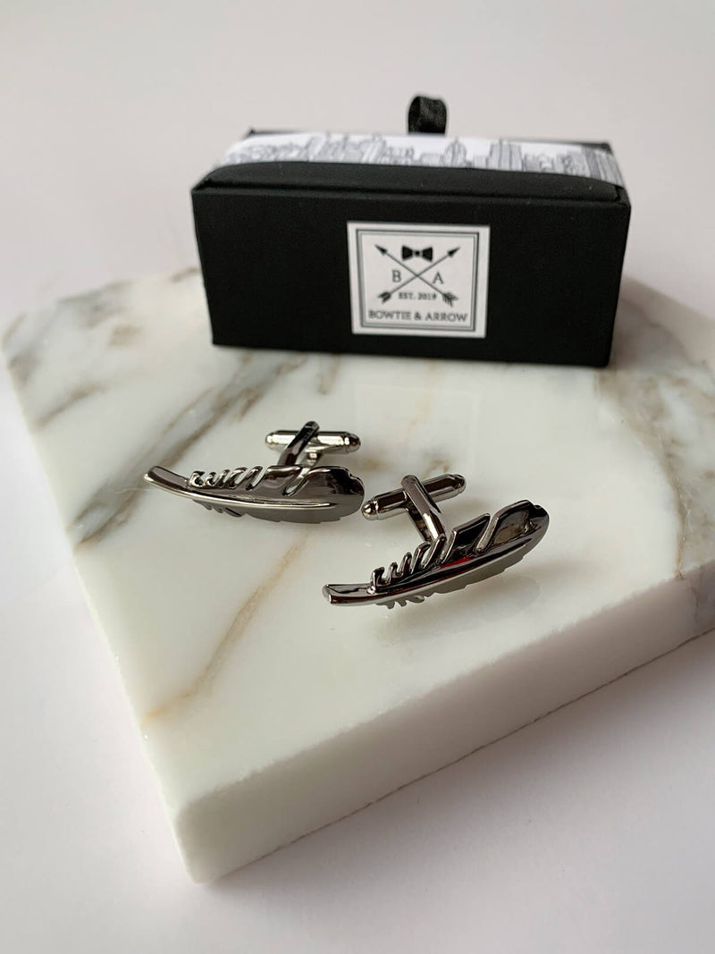 Bird of a Feather Cufflinks