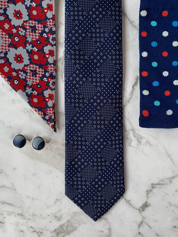 A Royal Affair Silk Tie Set