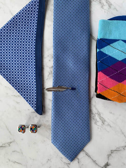 Kaleidoscope Silk Tie Set