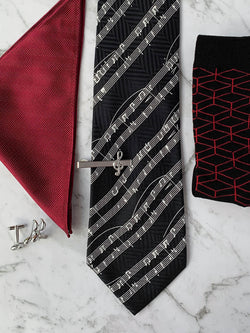 Jazz It Up Silk Tie Set