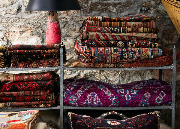 Vintage & Antique Rugs