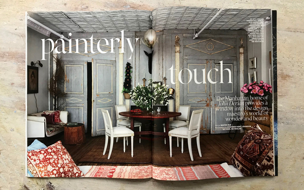 Shop the Story: Architectural Digest
