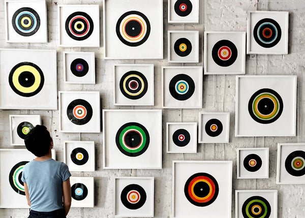 Wobbly Record Series by Hugo Guinness
