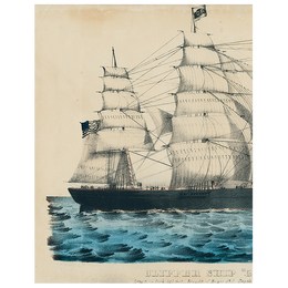 Clipper Ship (p 31)