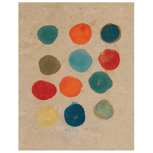 19th c. Indian Color Study (p 85)