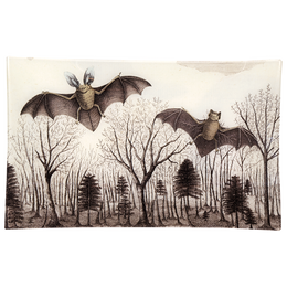 Bats in the Trees