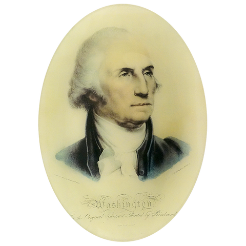 Washington -Rembrandt Peale (Concave)