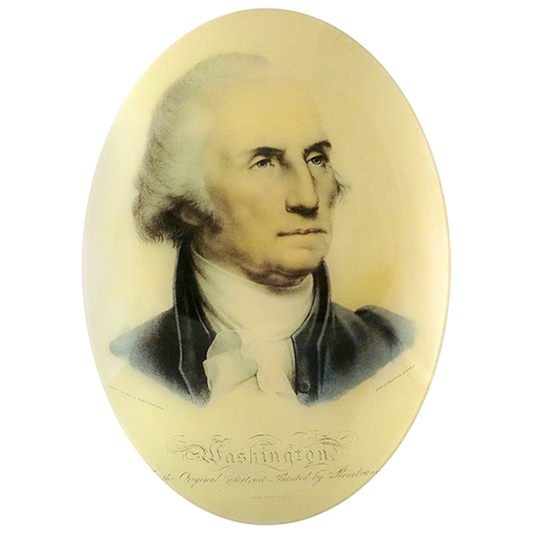 Washington -Rembrandt Peale (Convex)