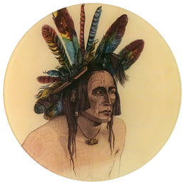 Mato-Tope Mandan Chief