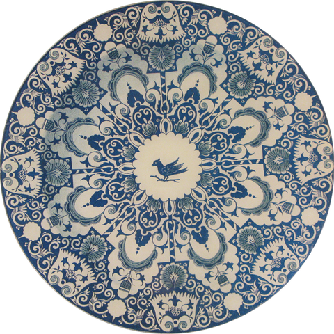Faience Bluebird Center