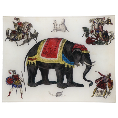 Elephants, Knights & Dragons
