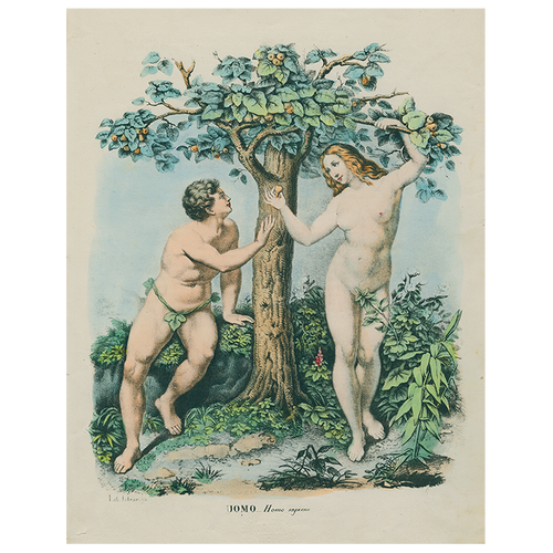 Adam and Eve -Uomo (p 129)