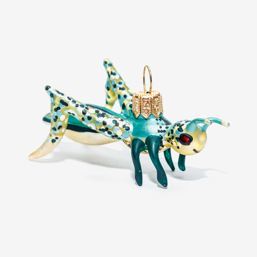 Small Grasshopper Ornament