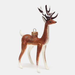 Brown Deer Ornament