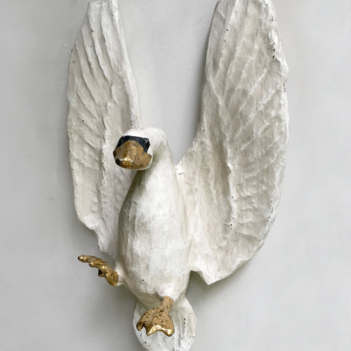 Flying Goose Wall Hanging