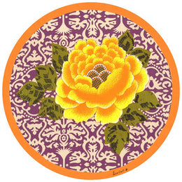 Set of 4 Lavender Sunrise Placemats
