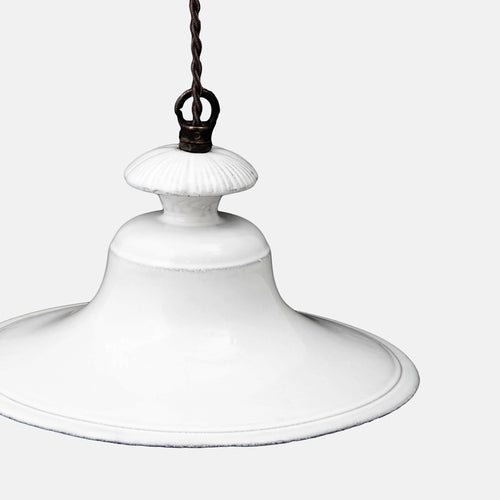Small Colbert Pendant Light with Canopy