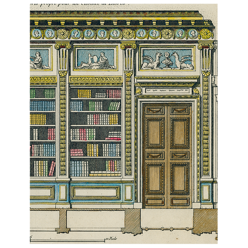 Library Relief (p 308)
