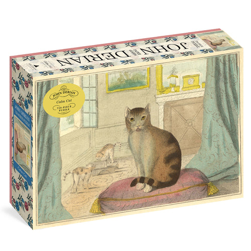 Calm Cat 750-Piece Puzzle