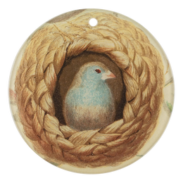 "Nested Wax Bill (3"" Round)"