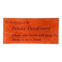 Female Dept