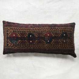 Vintage Rug Pillow #2