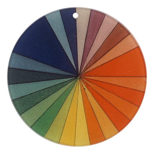"Color Spectrum (4"" Round)"