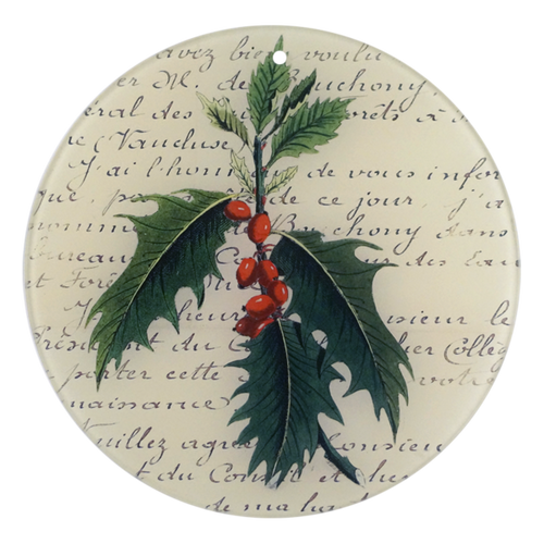 "Holly (5"" Round)"