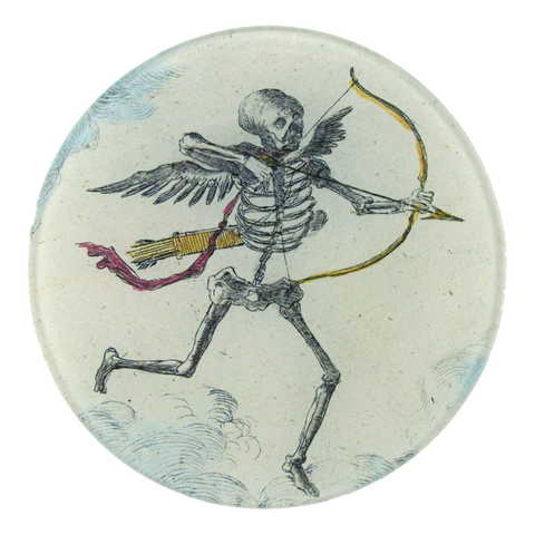 Skeleton with Arrow