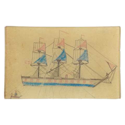 Folk Art Set Sail