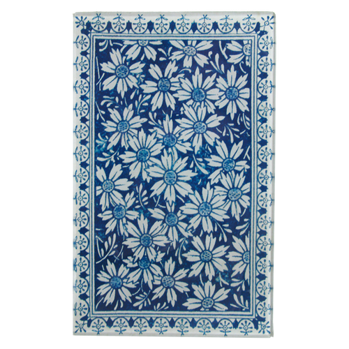 Blue Daisy Card Back