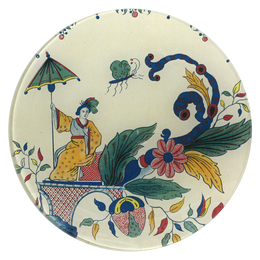 Faience Brument (Geisha)
