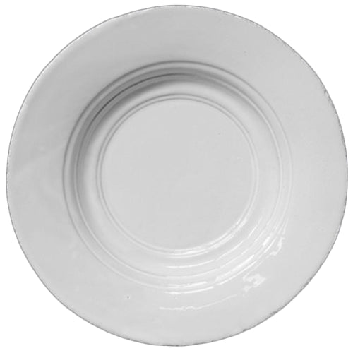 Grand Chalet Soup Plate (Undecorated)