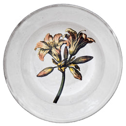 Bella Donna Lilly Soup Plate