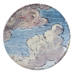 Clouds Plate