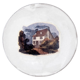Small House Plate