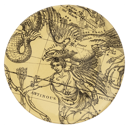 Antinous Dinner Plate