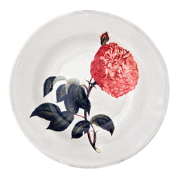 Alternate Rose Soup Plate