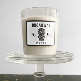 Broadway Candle
