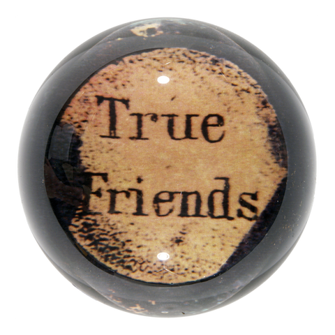 True Friends (Fruits of the Tree of Temperance)